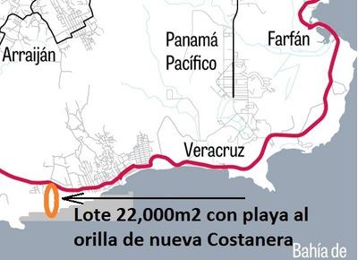 Terreno Con Playa En Veracruz