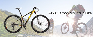 Bicicleta Sava Carbono 29