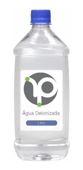 Água Deionizada
