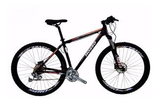 Bicicleta 29er Mosso Odyssey Shimano Alivio 27v Hidráulico
