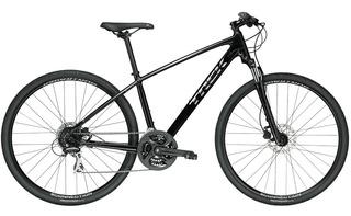 Bicicleta Mtb Hibrida Trek Dual Sport 2 Liviana 24vel Acera