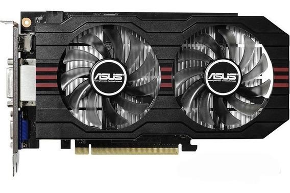 Placa De Video Geforce Gtx 750ti 2gb Drr5 128 Bits Asus Nova