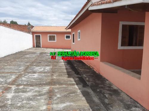 Bela Chácara Com Duas Casas Em Paraibuna - 1248