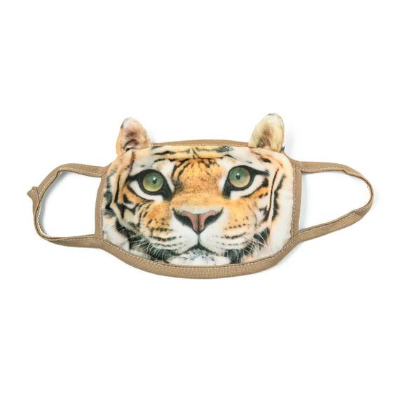 Nuevo Moda Unisex Boca Enmascarar 3d Animal Caras # 8 Ga0445