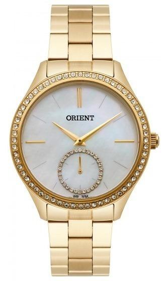 Relógio Orient Fgss0104 B1kx Feminino Dourado - Refinado
