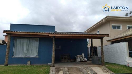 Casa Com 3 Dormitórios À Venda, 195 M² Por R$ 550.000,00 - Bosque Dos Pires - Itatiba/sp - Ca2309