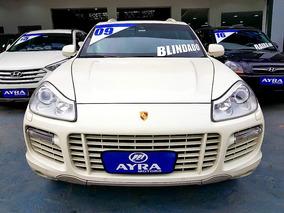 Porsche Cayenne Turbo S 4.8 V8 Blindado 2009