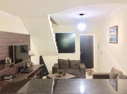 Imagem 1 de 14 de Casa Duplex À Venda, 2 Quartos, 1 Vaga, Céu Azul - Belo Horizonte/mg - 2548
