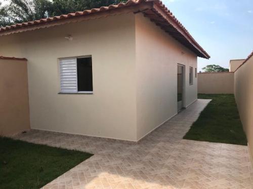 Vendo Casa Nova Em Lado Praia No Itanhaém Litoral Sp