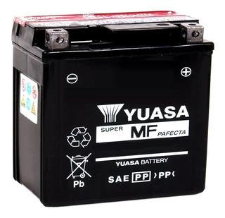 Bateria Yuasa Original Fazer 250 Twister 2001/08 Falcon 400
