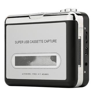 Convertidor De Cassette A Mp3 Digital Usb Ezcap Envio Gratis