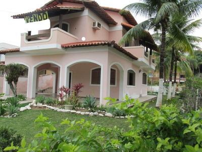 Casa Em Camboinhas, Niterói/rj De 271m² 4 Quartos À Venda Por R$ 2.600.000,00 - Ca216818