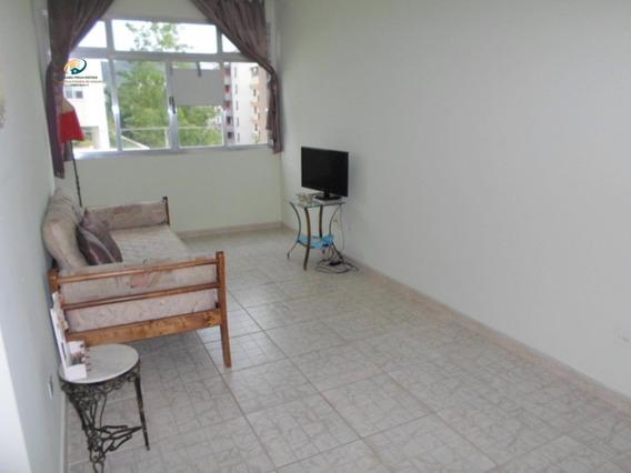 Apartamento A Venda No Bairro Astúrias Em Guarujá - Sp. - En517-1