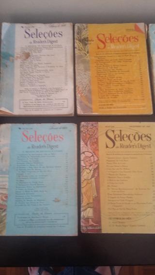 Revistas Antigas Seleções Readers Digest