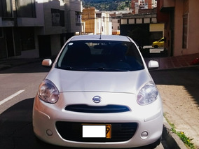 Nissan March 2013, Unico Dueño Pasto.