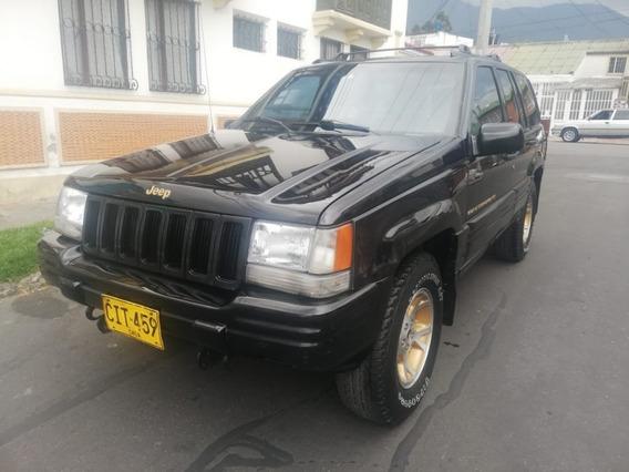 Jeep Grand Cherokee 1998 4x4