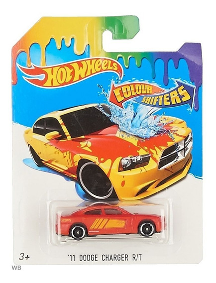 Carro Hot Wheels Colour Shifters Mattel Bhr20