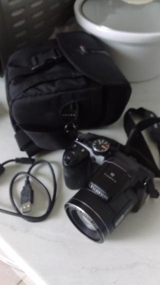 Maquina Fotografica Semi Profissional Fujifilm 30xzoom