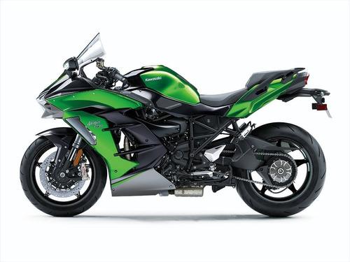 Imagen 1 de 9 de Kawasaki Ninja H2 Sx Se+