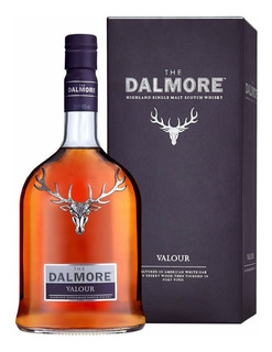 Whisky Single Malt The Dalmore Valour De Litro En Estuche.