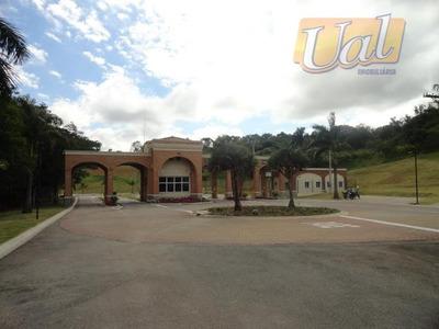 Terreno Residencial À Venda, Figueira Garden, Atibaia. - Te0546