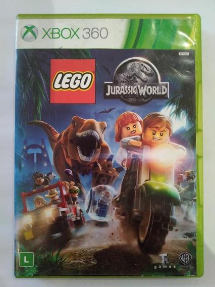 Lego Jurassic World - Xbox 360 - Mídia Física