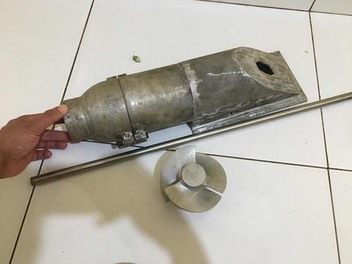 Turbina Jetsurf 10cm 200cc 2 Tempo