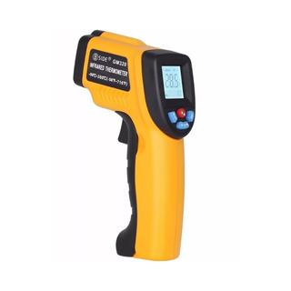 Termometro Infrarrojo Pirometro Gm320 Emisividad Ajustable