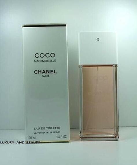 Coco Chanel Mademoiselle Eau De Toilette 100ml