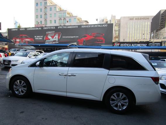 Honda Odyssey Exl 2014