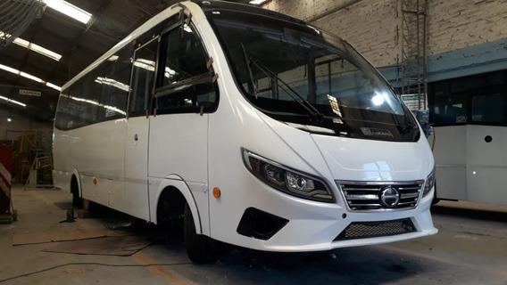 Mini Bus Hino Toyota 24+1 + Carroceria Lucero