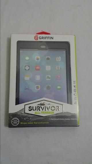 Forro Protector iPad Míni 2 3 Survivor Griffin