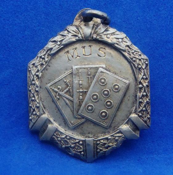 Medalla De Mus 1949 C.s. Y D. L.o.l. Fundado En 1928