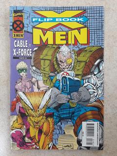 Cómic X-men Flipbook #18