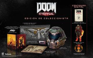 Doom Eternal Collector Edition Edicion Coleccionista Ps4
