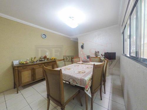 Sobrado 4 Dormitórios 1 Suíte Jd. Giannetti, Zona Leste - São Paulo/sp - So2536