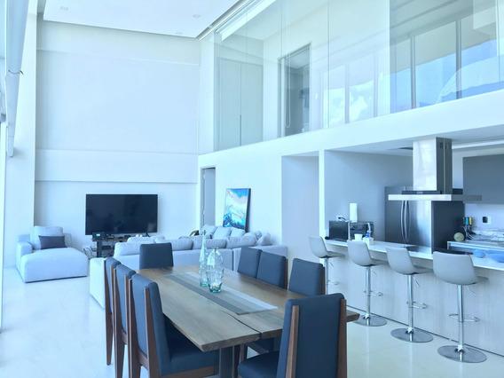 Penthouse Con Impresionante Vista, 5 Rec, Sky Pool