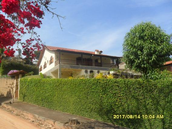 Casa Para Temporada, 5 Dormitórios, Parque Vista Linda - Miguel Pereira - 2017