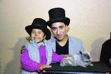 Mago Para Niños Magia Y Humor Cumpleaños Anibal El Mago