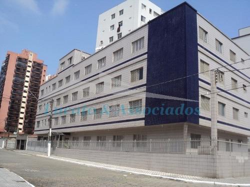Apartamento Para Venda Ou Locação Na Vila Guilhermina - Praia Grande - Sp - Ap01023 - 4198648