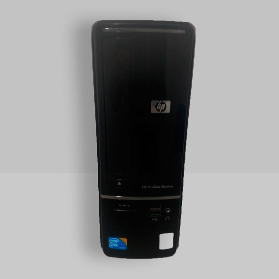 Computador Hp - Core 2 Duo - 4ram - Hd 250gb