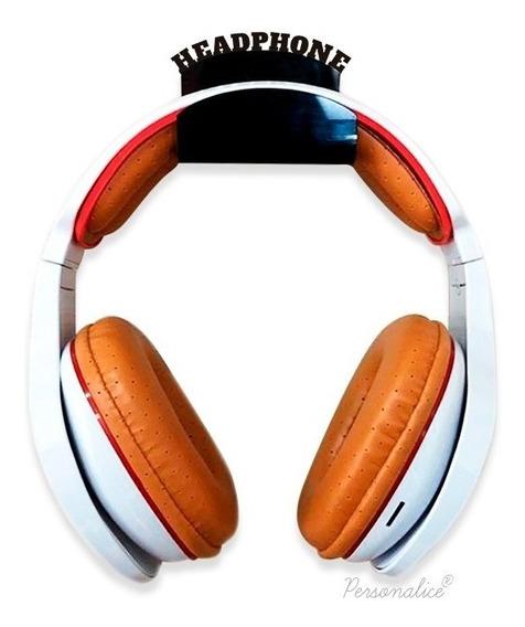 Suporte Fone De Ouvido Headphone Stand Oficial Gamer Games