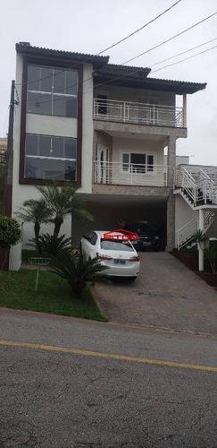 Sobrado Com 3 Dormitórios À Venda, 297 M² Por R$ 1.200.000,00 - Aruã - Mogi Das Cruzes/sp - So2866