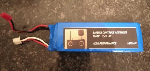 Bateria Controle Advanced 7.4v ( Pouquíssimo Uso)