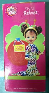 Kelly Barbie Halloween Disfrazada De Caracol