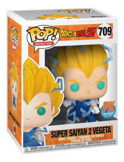 Funko Pop! Dragon Ball Z - Super Saiyan 2 Vegeta (43008) 709
