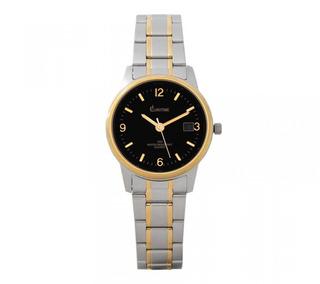 Reloj Eurotime Hombre Sumergible Corona A Rosca 3195