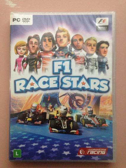 F1 Race Stars Formula One Pc Original Lacrado R$39,98