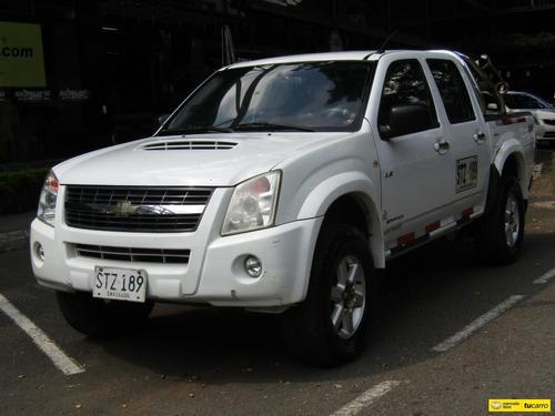 Chevrolet Luv D-max Ls 3000 Cc Mt 4x4 Td