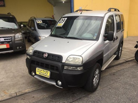 Fiat Doblo Adventure 1.8 8v (flex)
